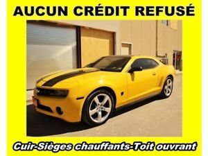 2010 Chevrolet Camaro RS 2LT *TOIT OUVRANT* CUIR * ATTENTE APPRO