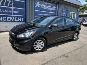 2012 Hyundai Accent GL + A/C + Automatique