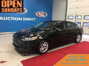 2014 Ford Fusion SE, ALLOYS, SUNROOF! NEW TIRES! FINANCE NOW!