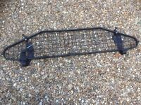 Dog Guard & Luggage Divider to fit Jaguar X-Type Estate - in very good condition