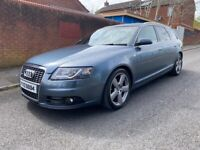 2008 AUDI A6 1.9 TDI S LINE AUTOMATIC MOT TO FEBRUARY 2022