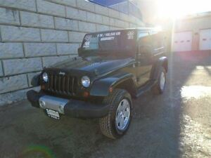 2012 Jeep Wrangler Sahara 4x4