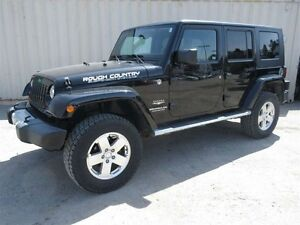 2010 Jeep WRANGLER UNLIMITED Sahara 4dr 4x4