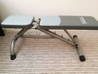 York Fitness Weight Bench