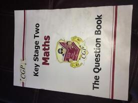 CGP Key Stage Two Maths The Question Book