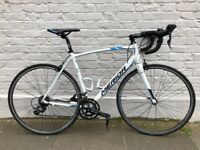 """Merida Scultara 100 Sora Alu/Carbon Rand Bike (21""""/54cm)"""