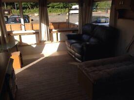 2 bed caravan to rent (dss only)