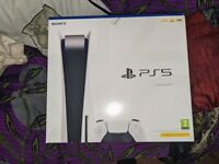 BNIB PS5 Disk Console - Sony PlayStation 5 (PS5) Brand New & Sealed