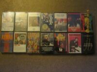MIXED VARIETY OF CASSETTES FOR SALE