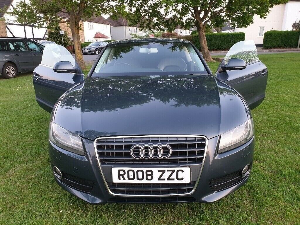 Audi A5 2008 Reg Full History In Lovely Condition For