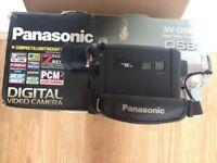 Panasonic NV DS8 Digital Video Camera.