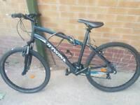 Btwin Rockrider bike