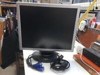 "LCD 19"" computer monitor screen"