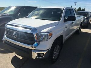 2014 Toyota Tundra SR DOUBLE CAB LONG BOX 4X4