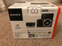 Selling the new Sony ILCE-5000L