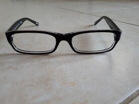 Designer Ralph Lauren glasses frames (black) with box