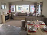 Brand New Static Caravan Sited on Brynowen, 2 Bedrooms, Pet Friendly, Mid Wales/West Wales, Borth