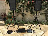 DJ PA SYSTEM