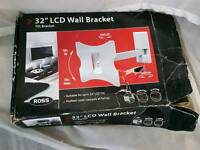 "32 "" LCD Wall Bracket"