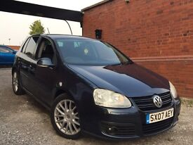 Volkswagen Golf 2.0 TDI GT 5dr ONLY 2 KEEPERS FROM NEW