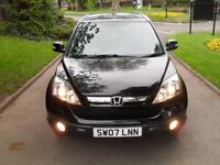 2007 Honda Cr-V 2.2 i-CDTi ES Station Wagon 5dr [NEW MOT+CLUTCH/FLYWHEEL+FSH]