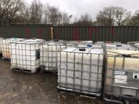 IBC's - 1000 Litre Containers for Sale