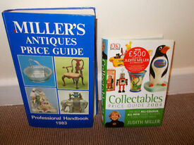 2 x Millers antique guides