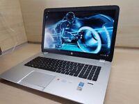 "Swap HP Envy 17.3"" Laptop / 480 SSD / 16G Ram / 2g Dedicated Graphics"