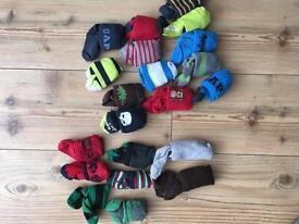 20 pairs of GAP socks age 12-24 months