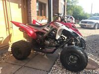 2007 Raptor 700 Road Legal