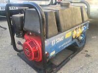 Honda 6kva generator for sale 110v/240v 16amp/32amp