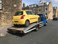 Scrap cars wanted cars vans trucks spares or repair