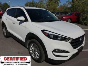 2016 Hyundai Tucson SE ** LANE DEPART WARN, HTD SEATS, BACKUP CA