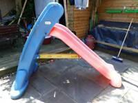 Little tykes big slide