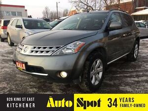 2007 Nissan Murano SL/LOW,LOW KMS/PRICED FOR A QUICK SALE !!