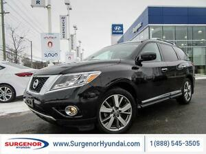 2014 Nissan Pathfinder PLATINUM **TRUSTED SURGENOR BRAND**