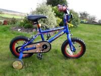 12 inch Boy's Bike