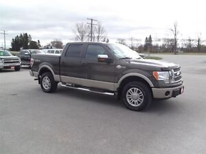 2009 Ford F-150 KING RANCH,CREW,4X4,LEATHER,ONLY 155 KM!! Kitchener / Waterloo Kitchener Area image 3