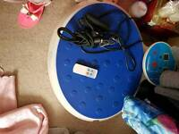 Vibro fit plate