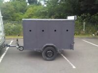 Box trailer 6x4ft £400