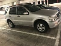 Mercedes Benz M CLASS ** VIEWING IS HIGHLY RECOMMENDED **