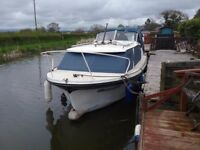 27ft seamaster canal boat