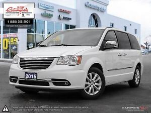 2015 Chrysler Town & Country Limited *LOADED T&C!*