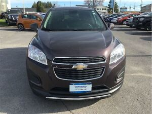 2014 Chevrolet Trax 1LT One Owner  FWD Alloys  Cloth Kingston Kingston Area image 8