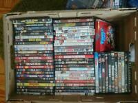 Job lot! Over 80 dvd's bargain!