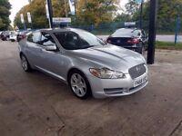 Jaguar XF 2.7 TD Premium Luxury 4dr DIESELWARRANTY, CARD PAYMENTS, CAR4YOU DRIVE AWAY TODAY