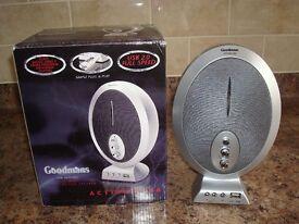 Goodmans plug and play speaker