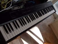 ROLAND A33 6 OCTAVE SYNTH CONTROLLER KEYBOARD MIDI WORKING