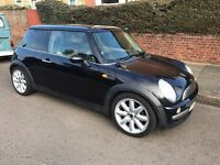 2003 MINI Cooper Hatchback 1.6 3dr