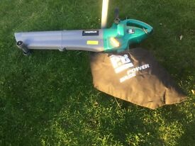 Powerbase garden vac leaf blower good working condition. FAVERSHAM AREA